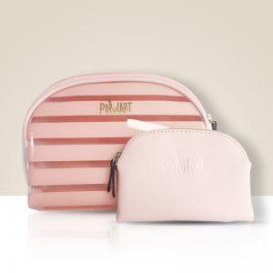 粉色子母包